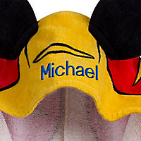 Mickey Mouse Hooded Towel for Kids - Personalizable