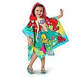 Ariel Hooded Towel for Kids
