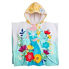 Elsa Hooded Towel for Kids - Personalizable