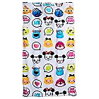 Disney Emoji Beach Towel