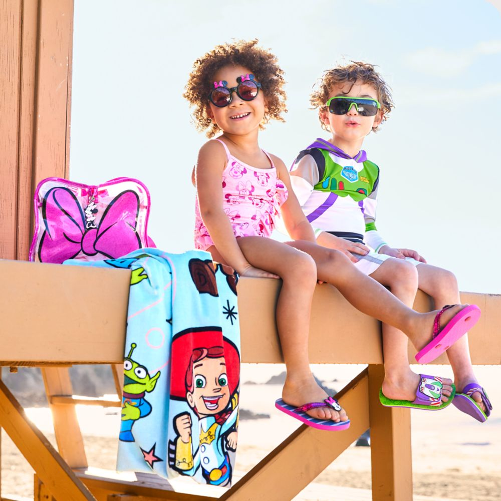 Toy Story Beach Towel – Personalizable