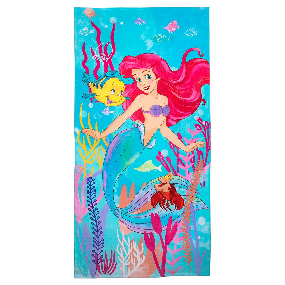 Ariel Beach Towel – Personalized