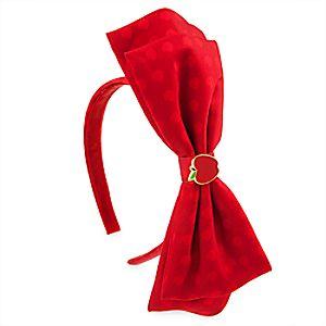 Snow White Bow Headband for Women - Oh My Disney