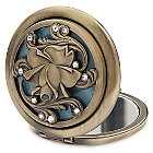 Beauty and the Beast Glass Compact Mirror - Live Action Film