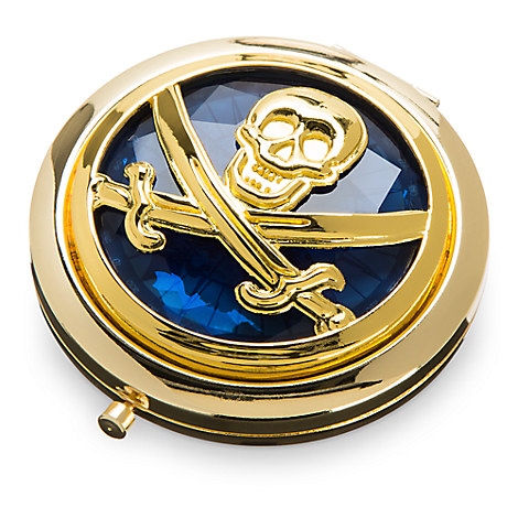 Pirates of the Caribbean: Dead Men Tell No Tales Glass Compact Mirror