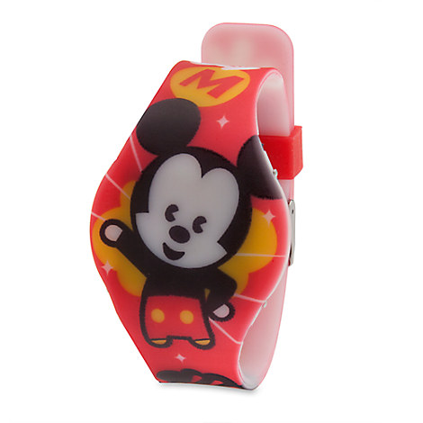 Mickey Mouse MXYZ Light-Up Digital Watch