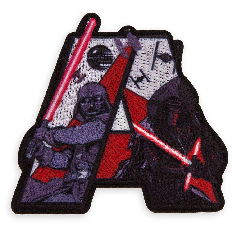 Star Wars Iron-on Patch Set