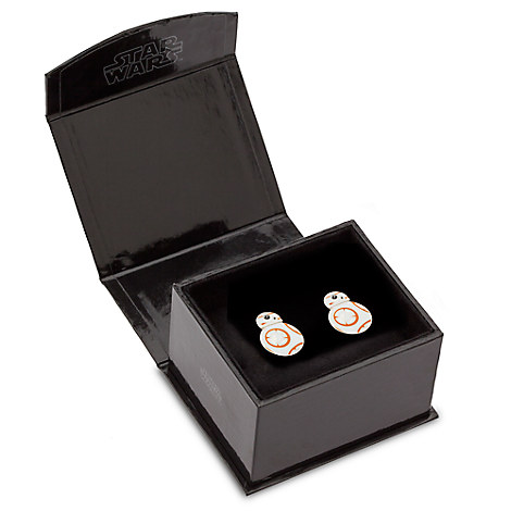 BB-8 Cufflinks - Star Wars: The Force Awakens