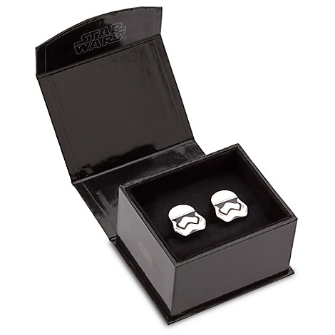 Stormtrooper Cufflinks - Star Wars