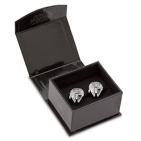 Millennium Falcon Cufflinks - Star Wars