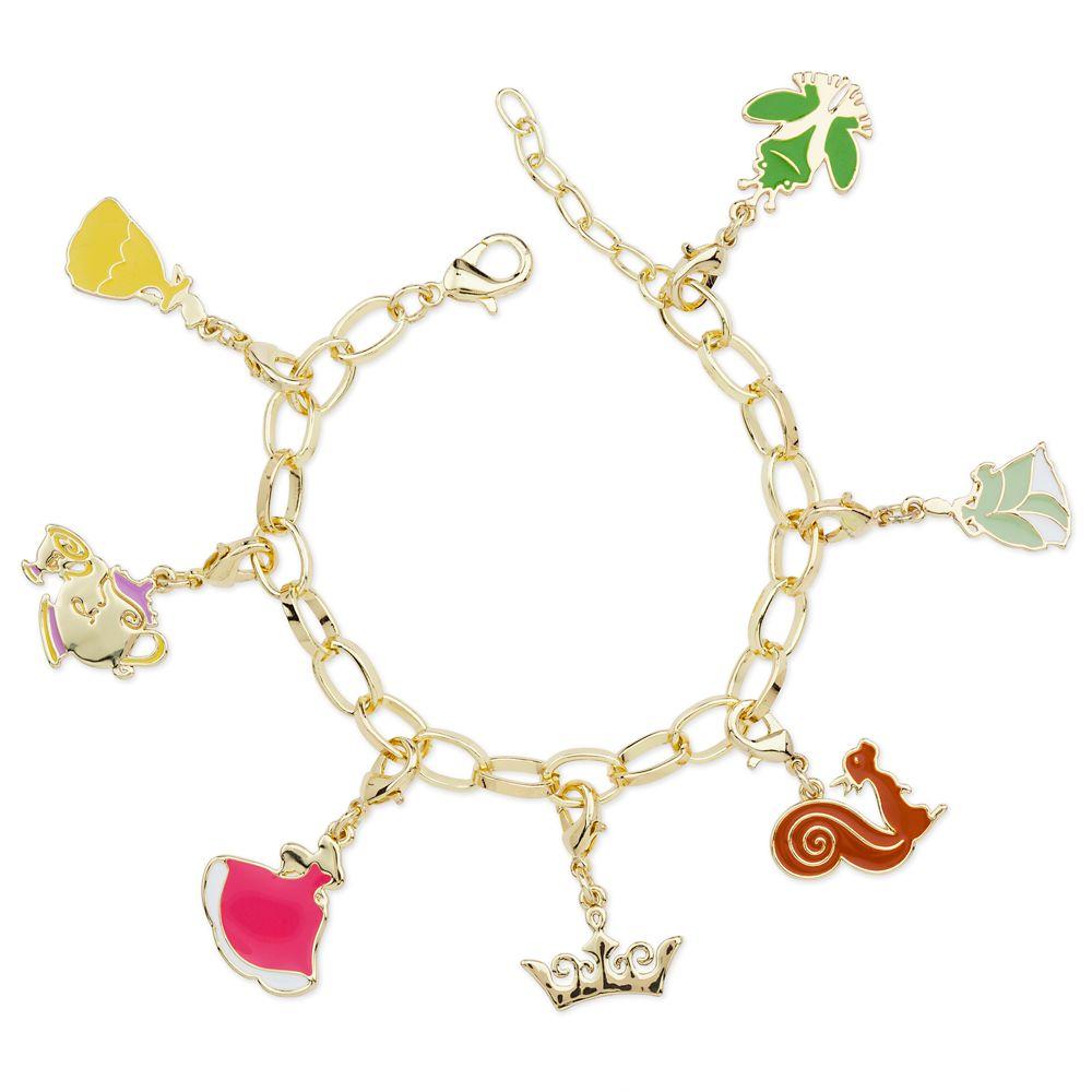 Disney Princess Charm Bracelet for Kids