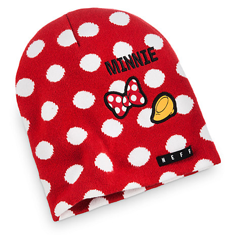 Minnie Mouse Icon Beanie for Adults by Neff