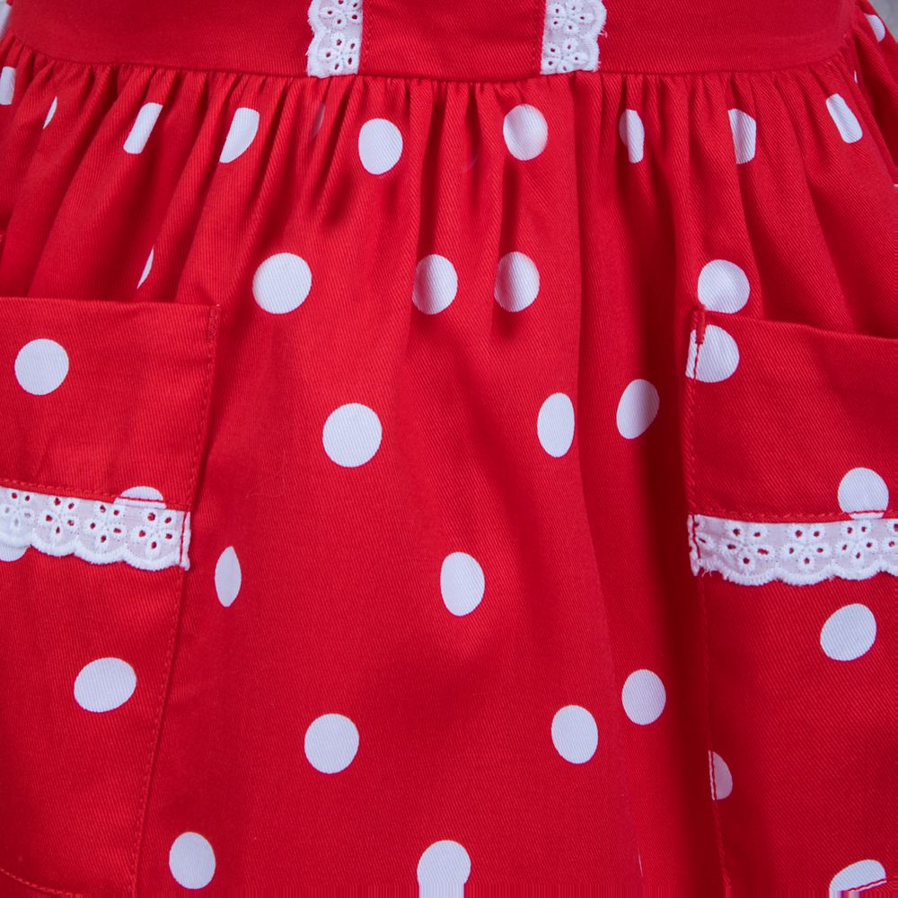 Minnie Mouse Signature Apron for Adults – Personalizable