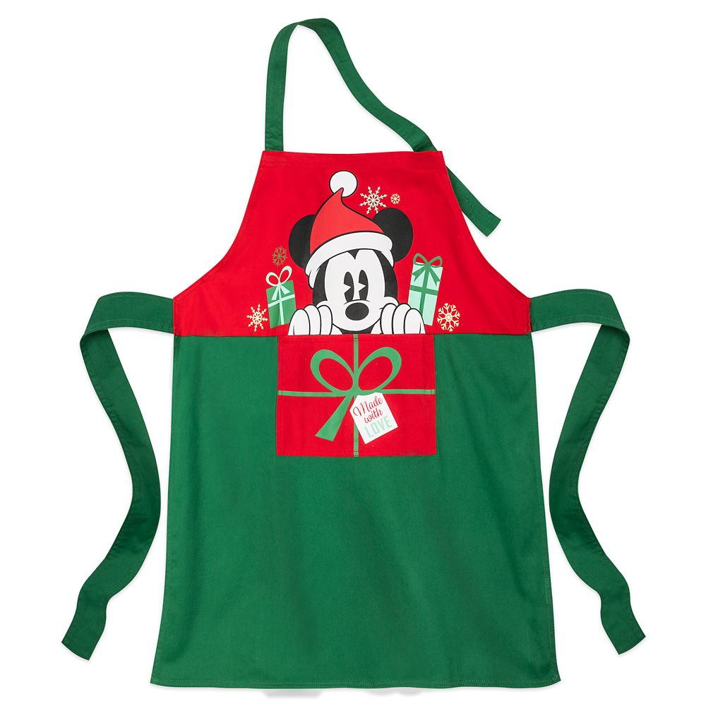 Mickey Mouse Apron – Disney Eats
