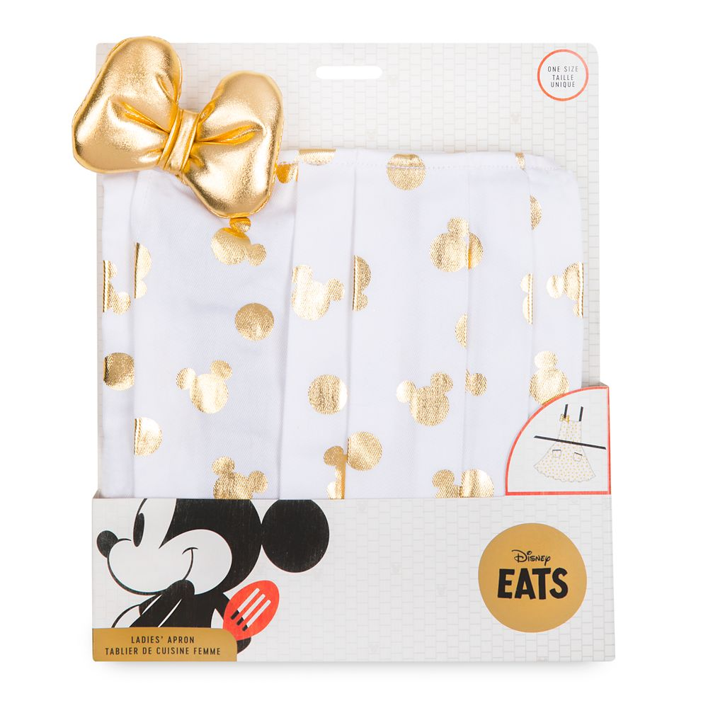 Minnie Mouse Apron for Women – Personalized – Disney Eats
