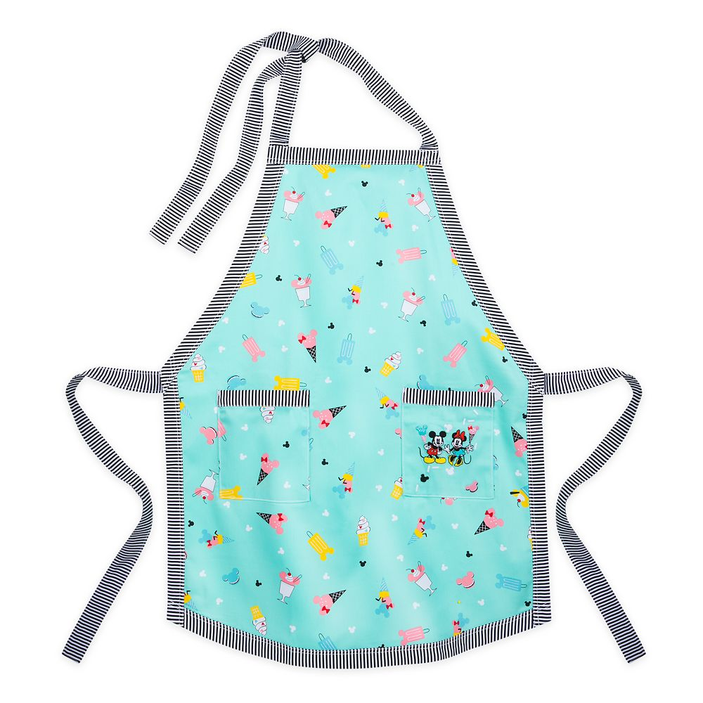Mickey and Minnie Mouse Apron for Adults – Disney Eats – Personalized