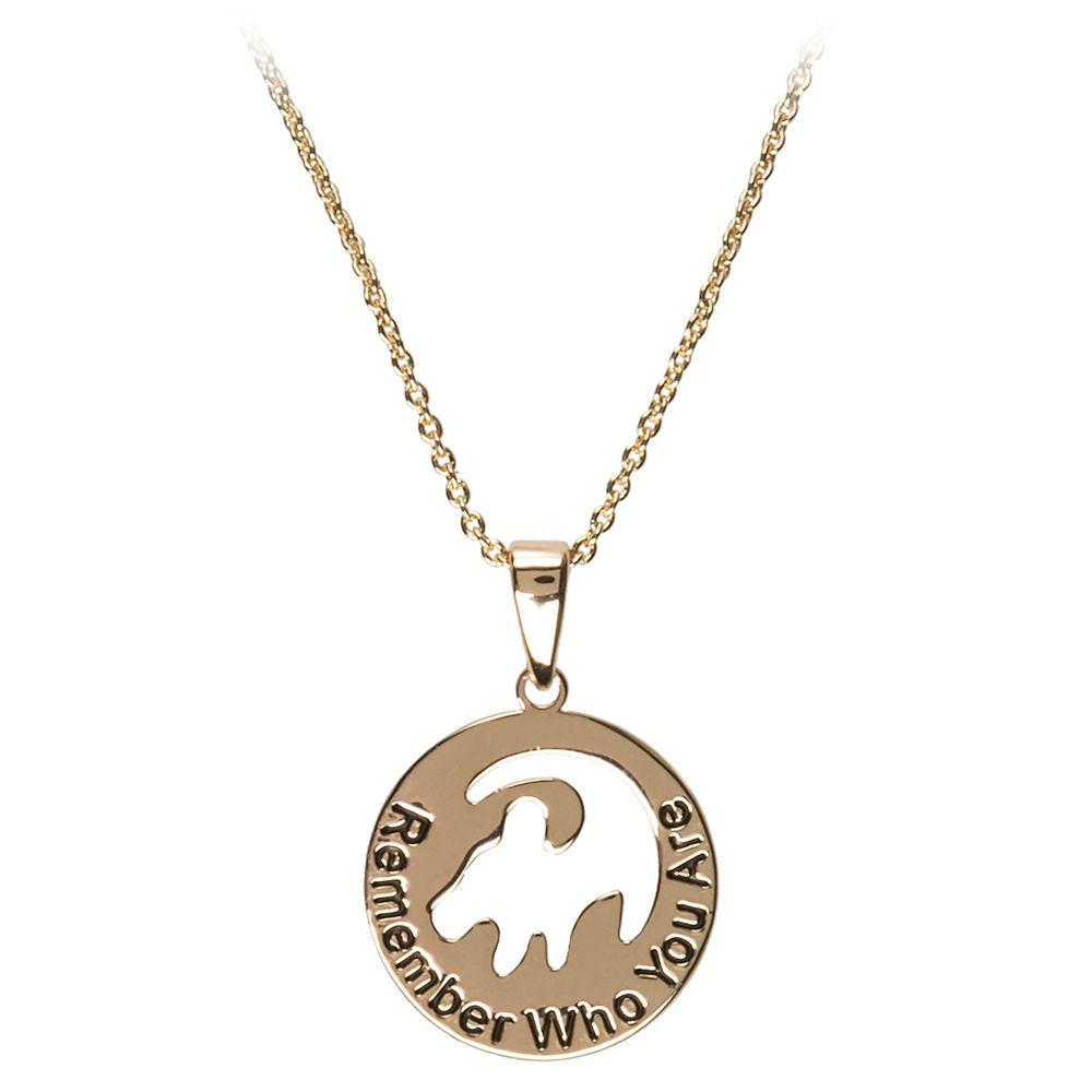 The Lion King Necklace – The Lion King 2019 Film