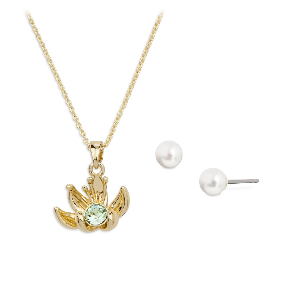Tiana Jewelry Set for Girls – The Princess and the Frog