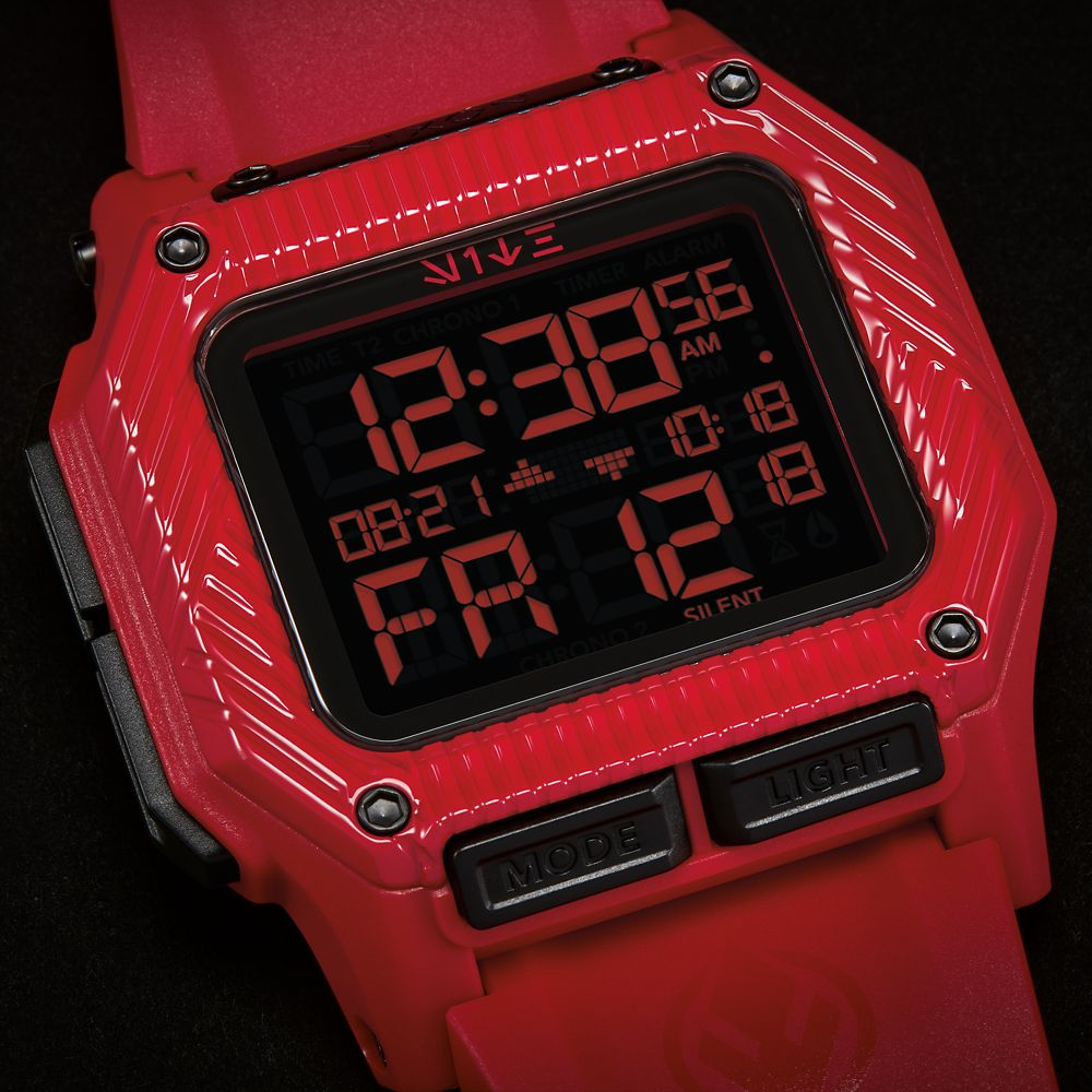 Sith Trooper Regulus Digital Watch by Nixon – Star Wars: The Rise of Skywalker