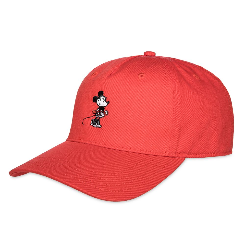 Minnie Mouse Walt Disney Studios Baseball Cap for Adults