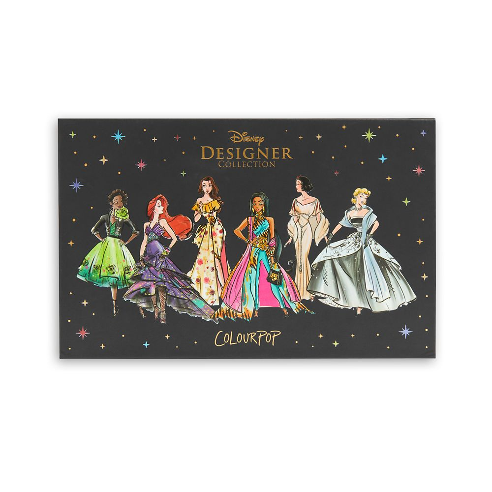 Disney Princess ''It's a Princess Thing'' Eyeshadow Palette by ColourPop