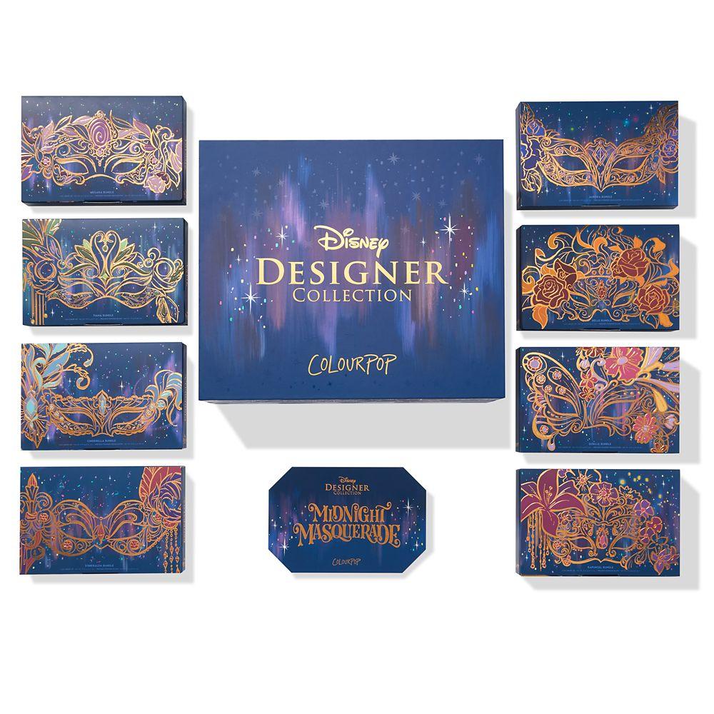 Disney Designer Collection Midnight Masquerade Series Box by ColourPop
