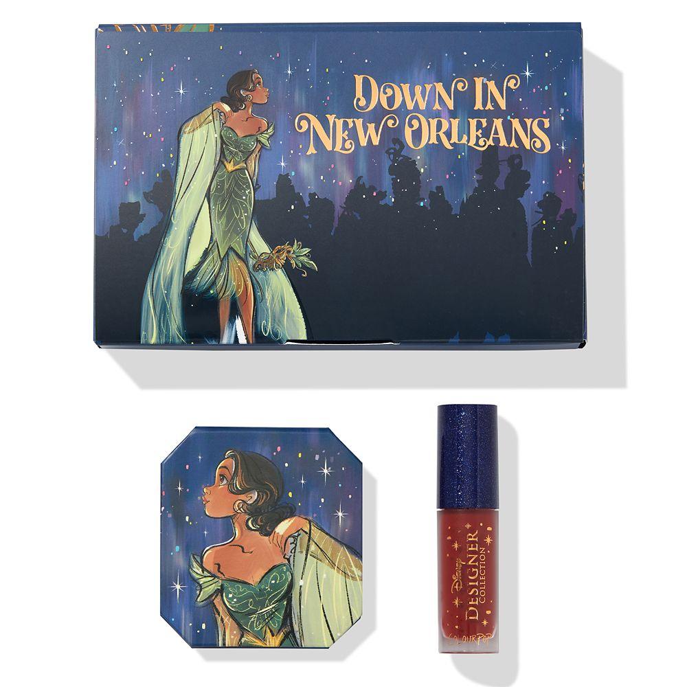 Tiana Bundle –  Disney Designer Collection Midnight Masquerade Series by ColourPop