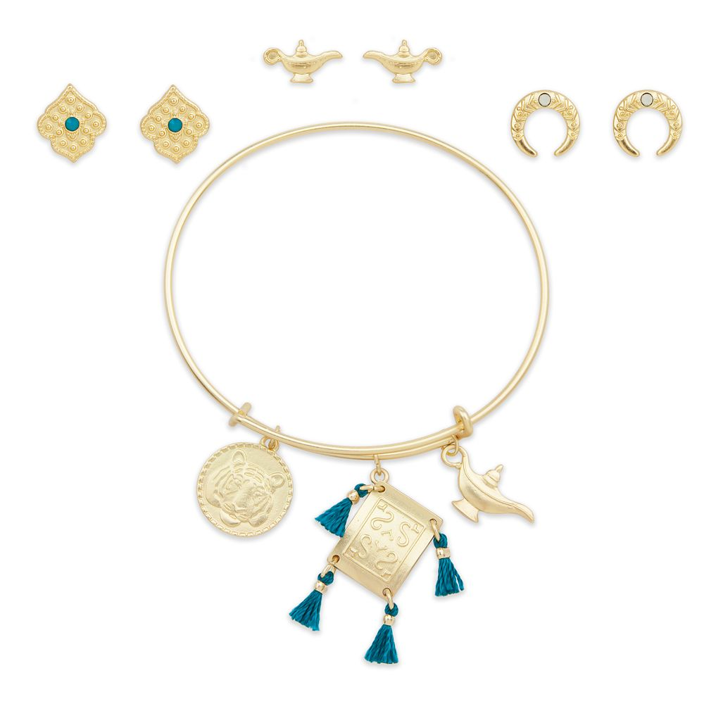 Aladdin Jewelry Set  Live Action Film Official shopDisney