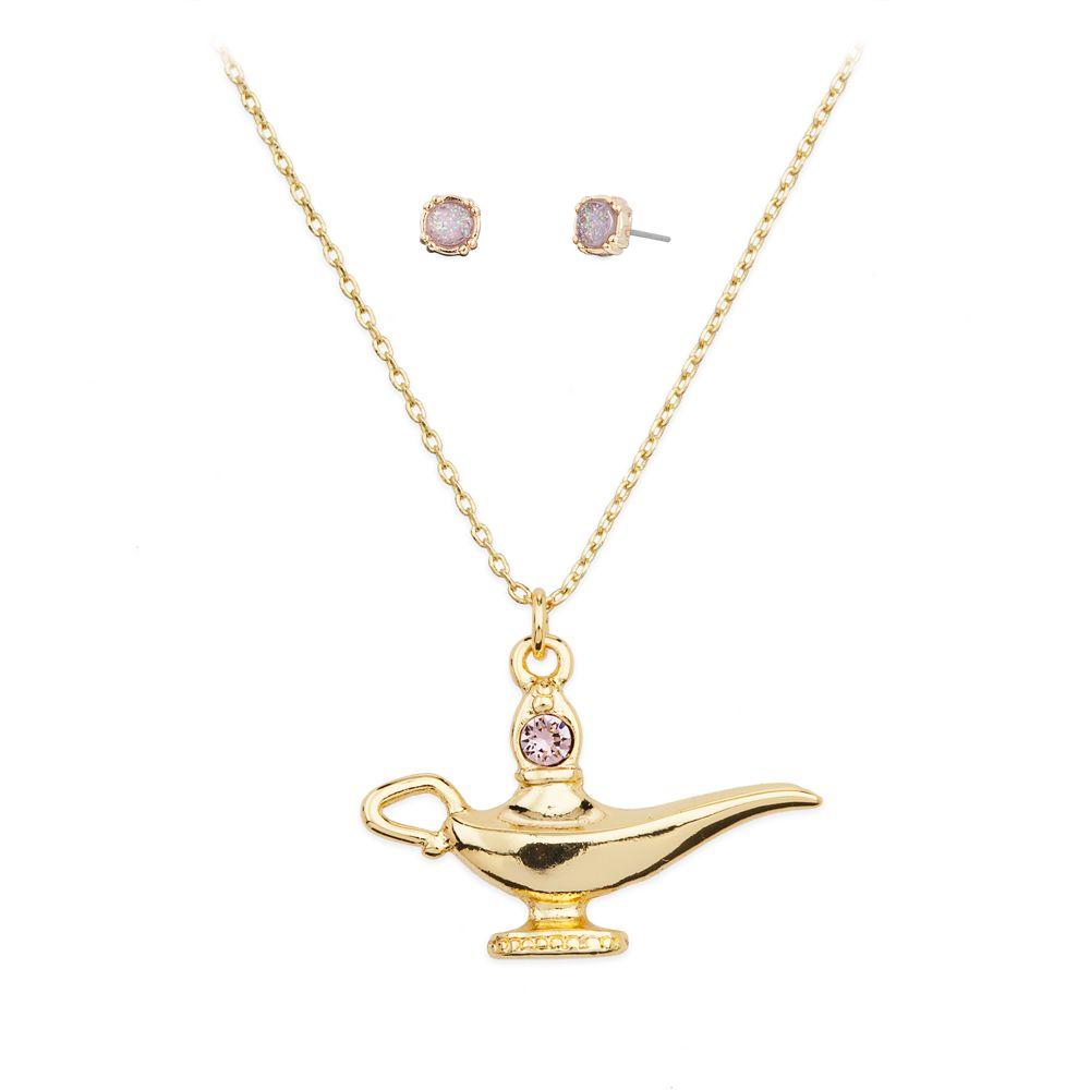 Jasmine Jewelry Set for Girls – Aladdin