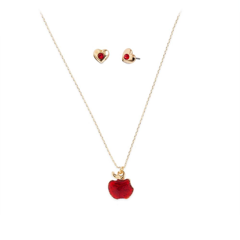Snow White Jewelry Set for Girls