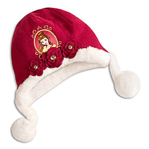 Belle Winter Hat for Girls - Personalizable