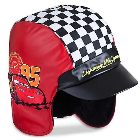 Lightning McQueen Hat for Kids