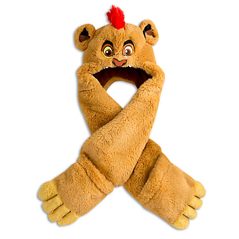 Kion Hat for Kids - The Lion Guard