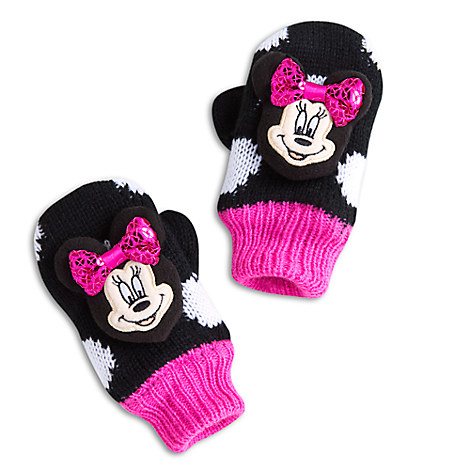 Minnie Mouse Clubhouse Mittens for Kids