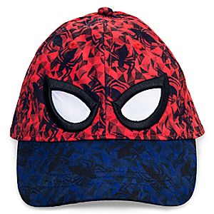 Spider-Man Baseball Cap - Personalizable 2750040730635M