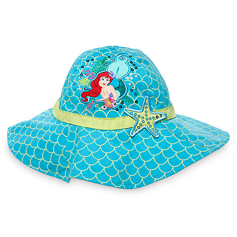 Ariel Swim Hat for Girls - Personalizable