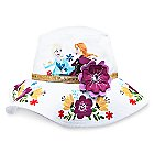 Anna and Elsa Swim Hat for Girls
