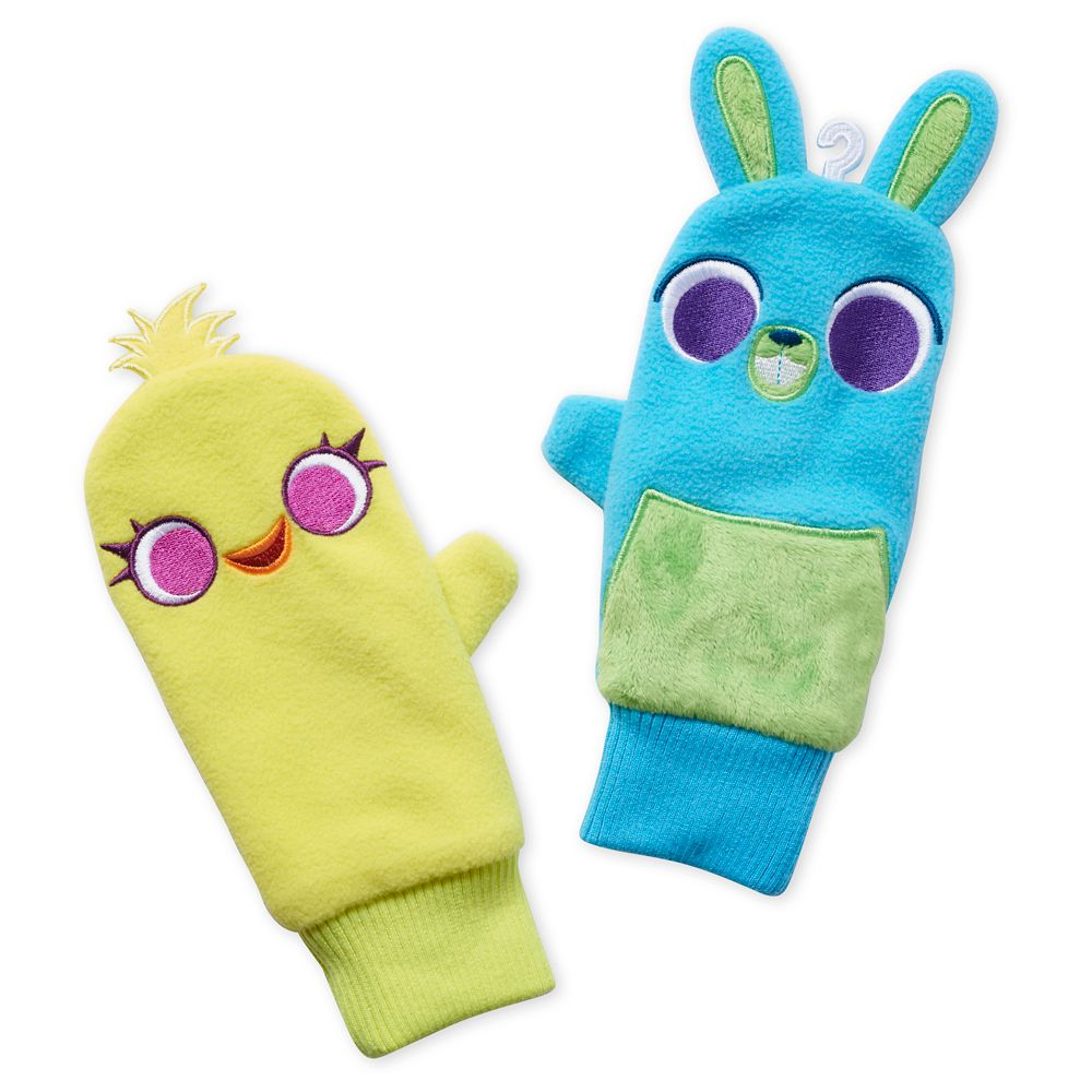 Ducky and Bunny Gloves for Kids – Toy Story 4
