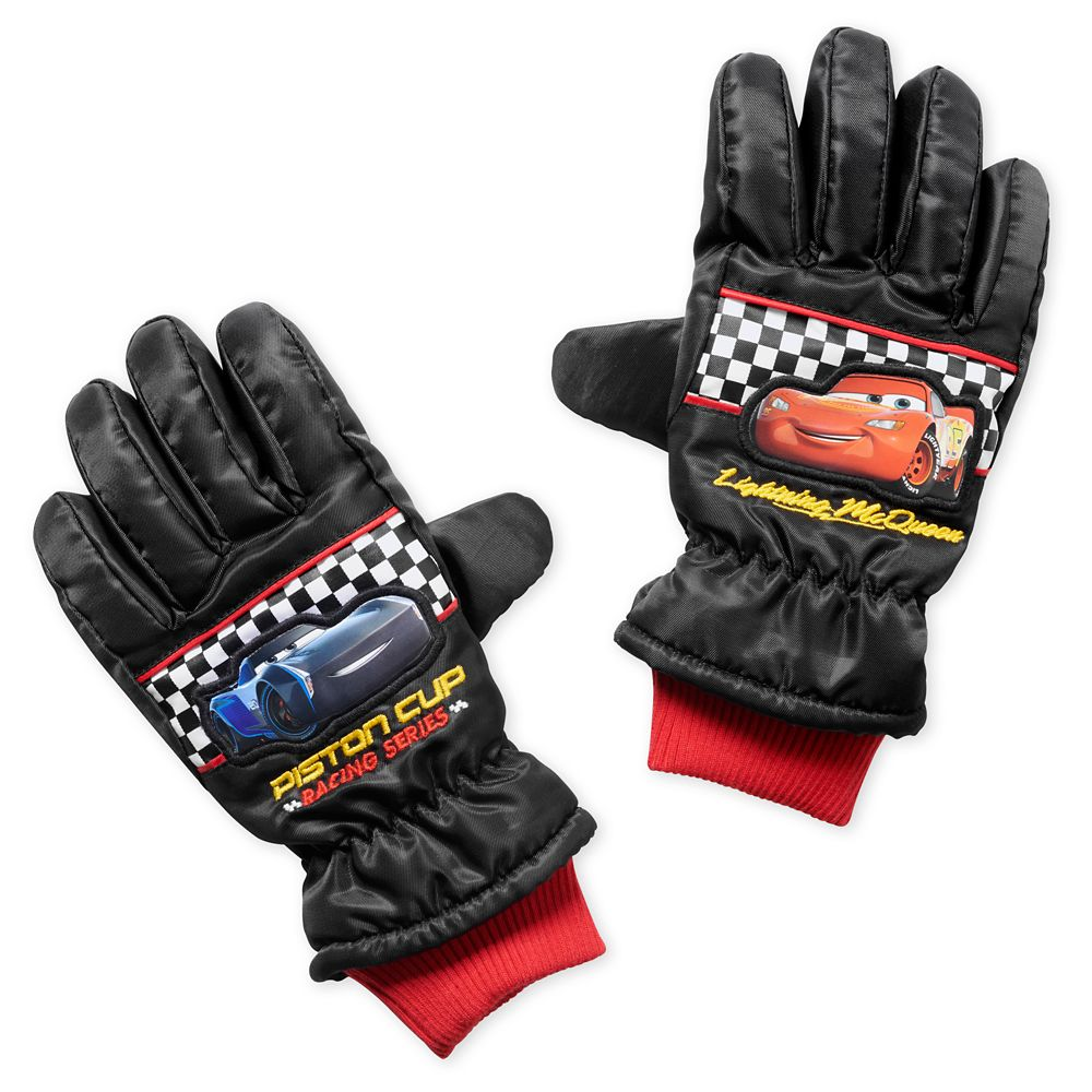 Cars Gloves for Kids