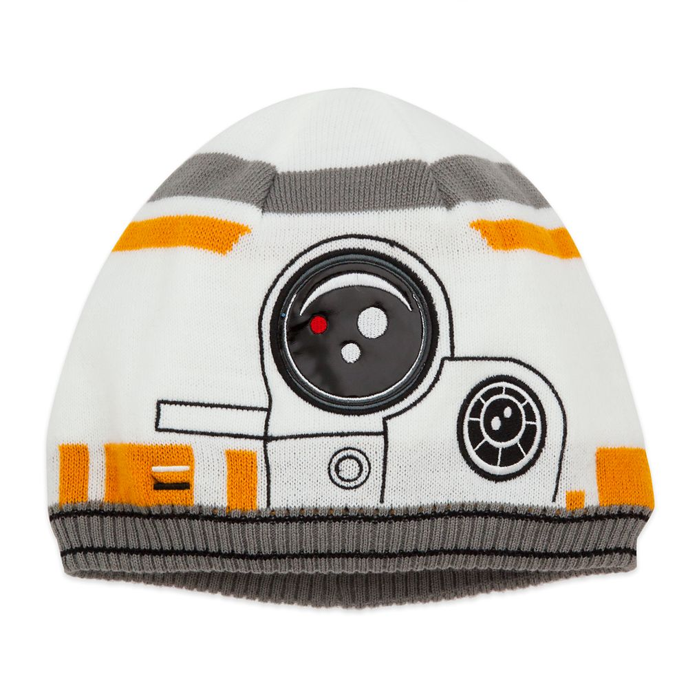 BB-8 Reversible Beanie Hat for Kids – Star Wars: The Rise of Skywalker