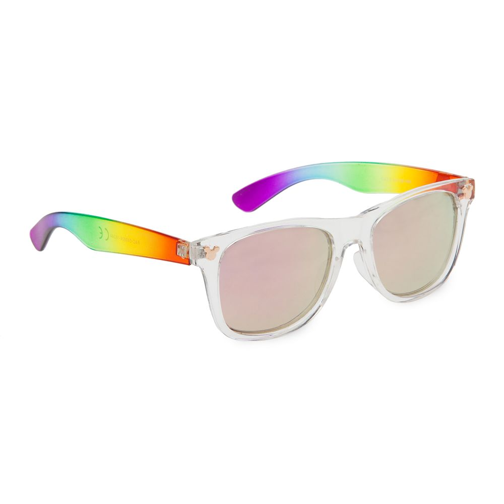 Rainbow Disney Collection Mickey Mouse Sunglasses for Adults