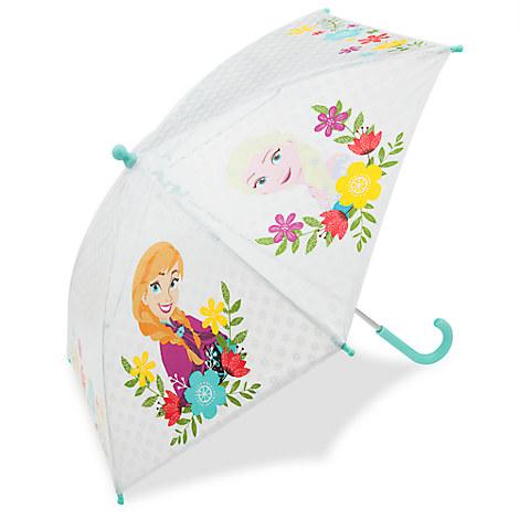 Anna and Elsa Umbrella for Kids