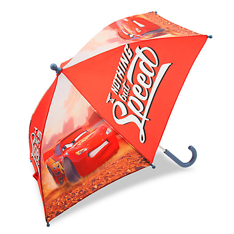 Lightning McQueen Umbrella for Kids