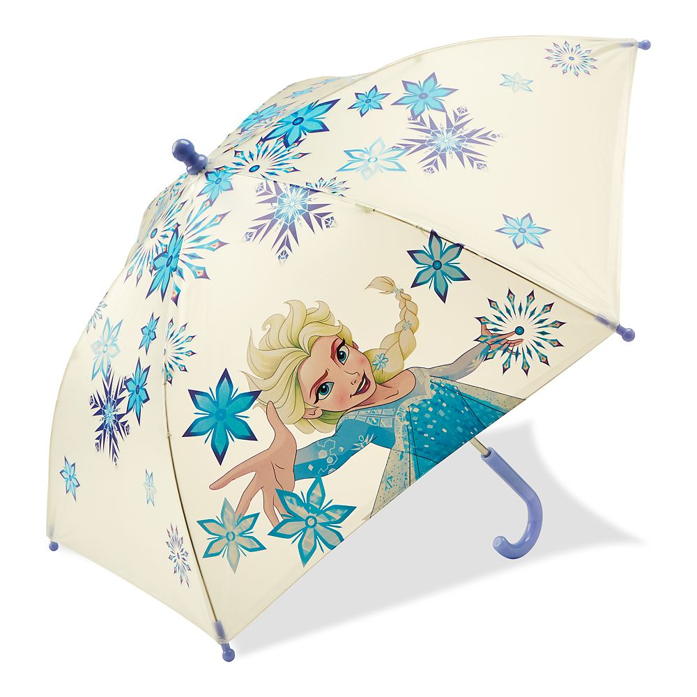 Elsa Umbrella for Kids