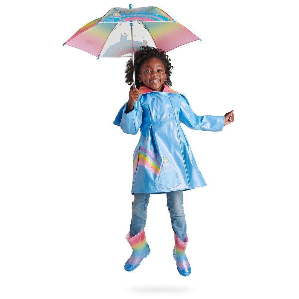 Cinderella Umbrella for Kids