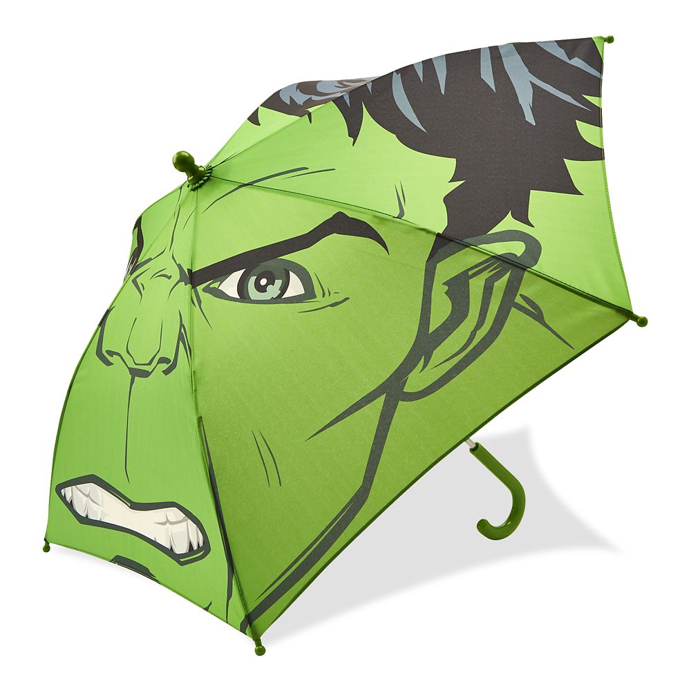 Hulk Umbrella for Kids