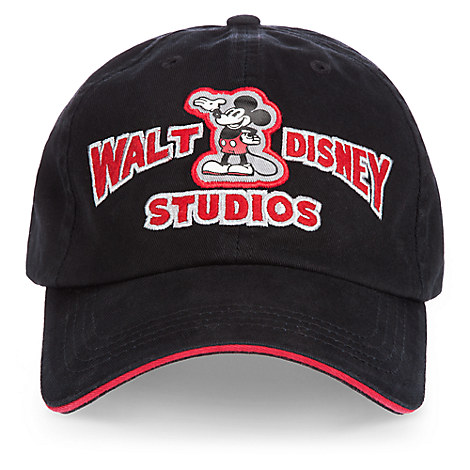 Mickey Mouse Baseball Cap for Adults - Walt Disney Studios