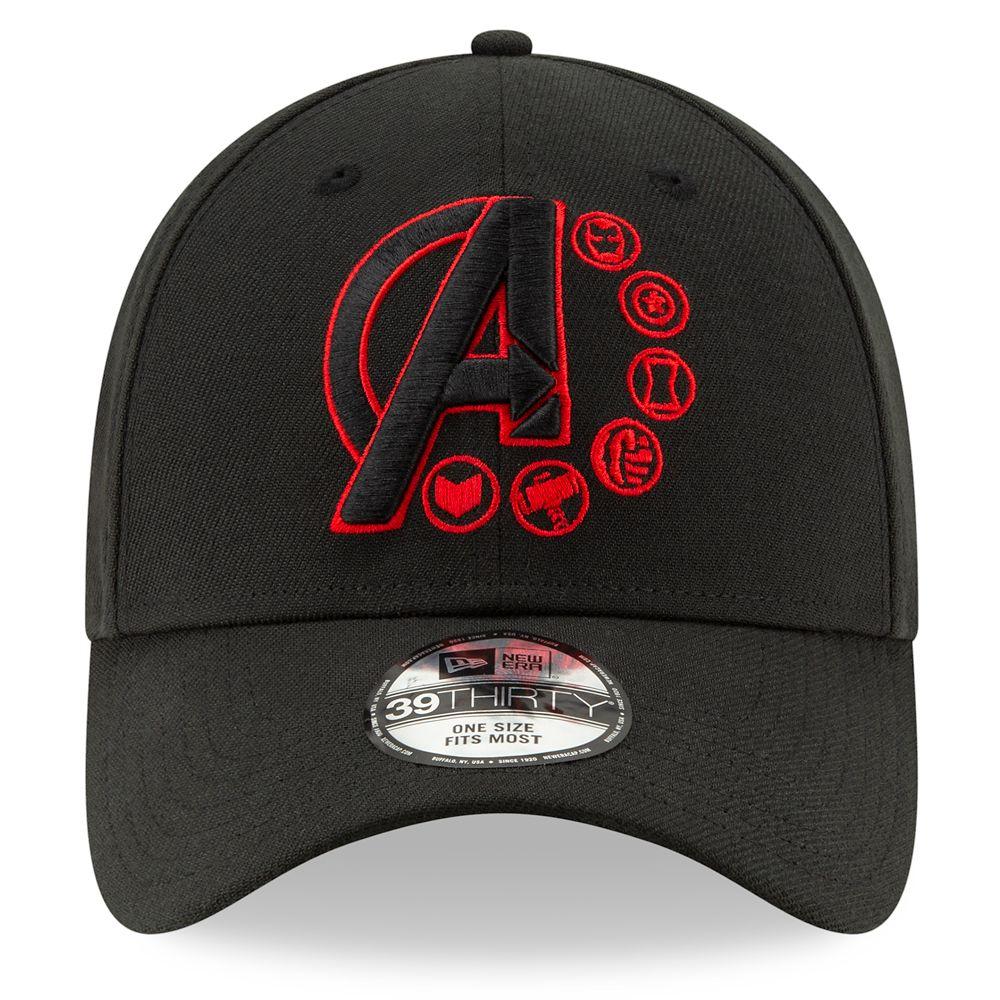 Marvel's Avengers: Endgame Baseball Cap for Adults by New Era – Marvel Studios 10th Anniversary