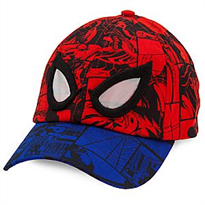 Spider-Man Baseball Cap for Kids - Personalizable 2750056590353M