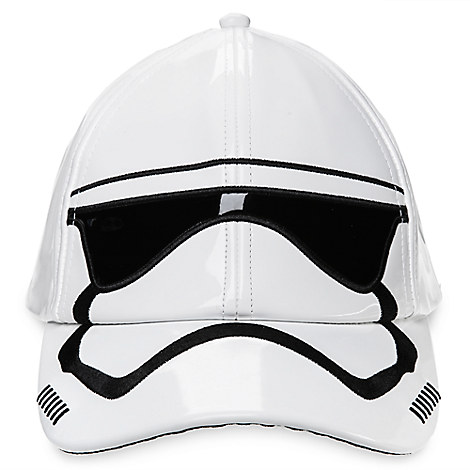 Stormtrooper Faux Patent Leather Baseball Cap - Star Wars